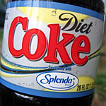 Diet coke uses Sucralose